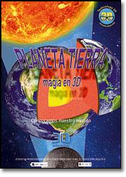 El Planeta Tierra en 3D